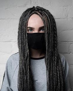 дизайнерские маски BLANC