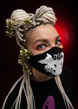 дизайнерские маски Chaos