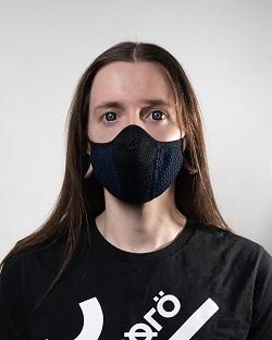 дизайнерские маски Smoke